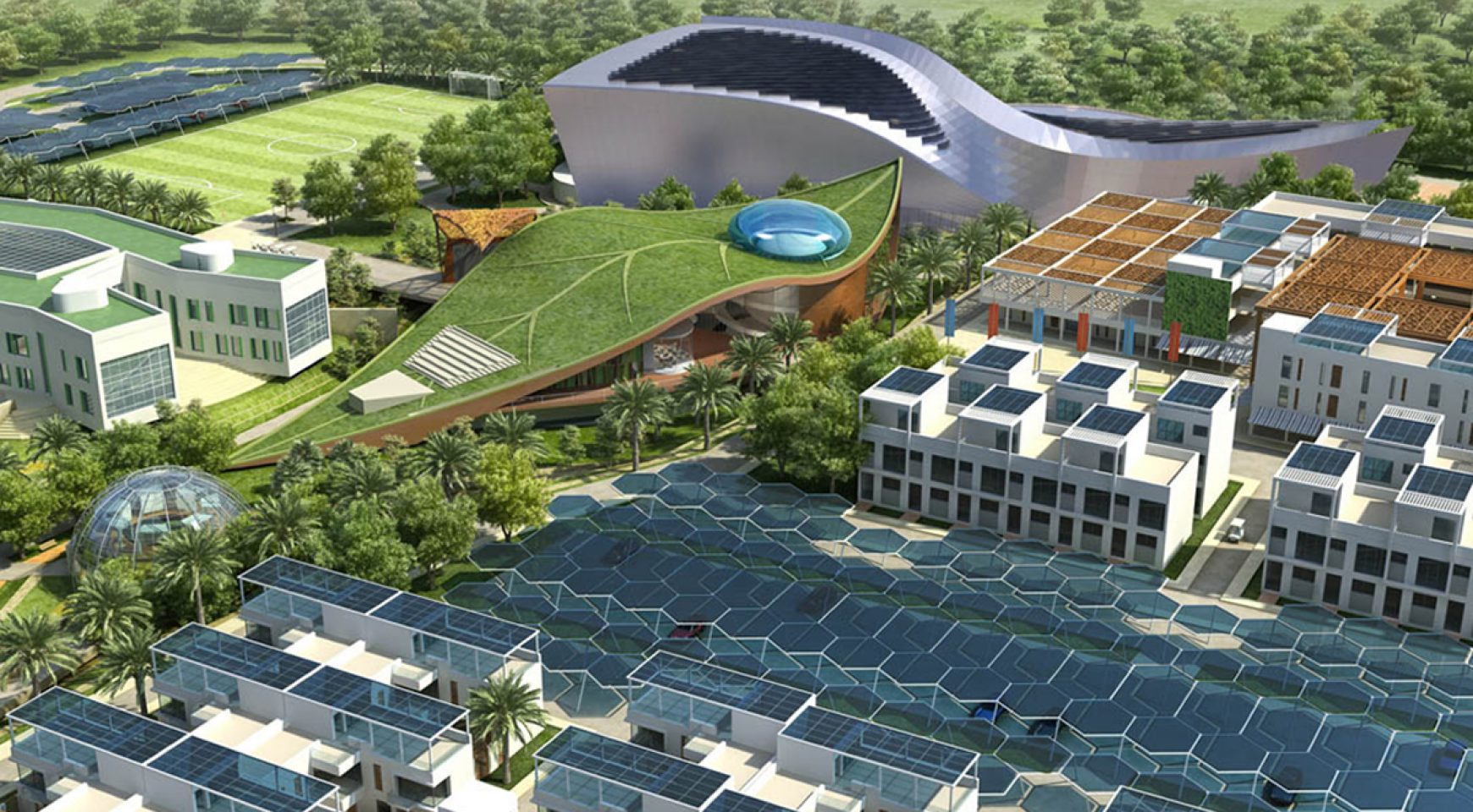 the sustainable city property network