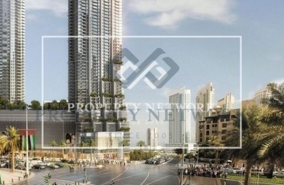 Best Deal In Market- 3BR with Burj View in Boulevard Point