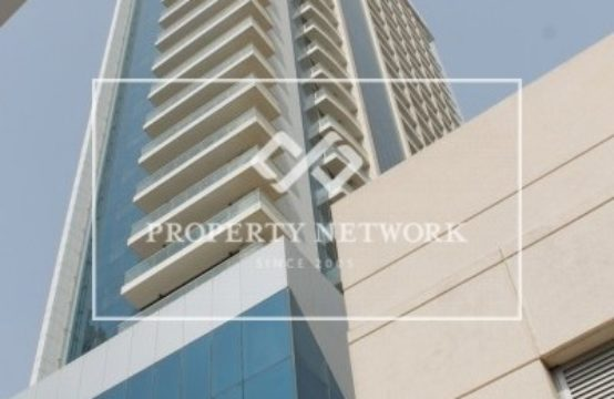 Vacant Studio &#8211&#x3B; Ready to Move in -Burj Al Nujoom