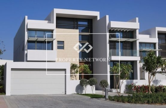 Contemporary Type Villa for Sale in Meydan Sobha
