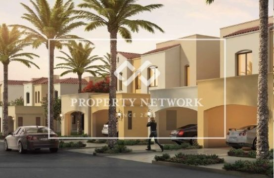 100% DLD Discount &#8211&#x3B; 3BR Townhouses at Casa Viva in Dubailand