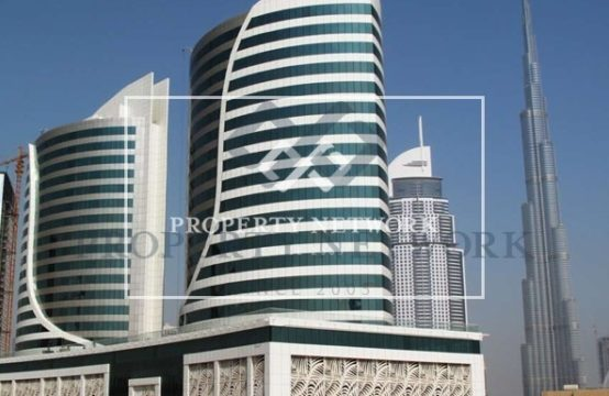Full Canal View Office for Sale in Empire Heights in Business Bay