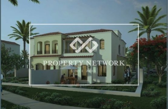 100% DLD Discount- 2BR Townhouses Plus Maid Room at Casa Viva in Dubailand