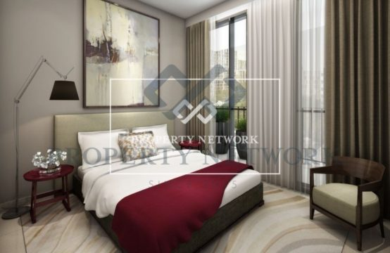 Pay 10% on booking, 10% after one month and 80% on handover_Dania IMPZ