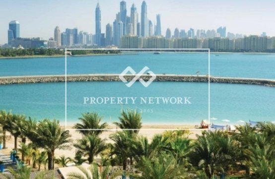 Luxury Sea View Serviced Apartment|Mina by Azizi|Ready in 2018