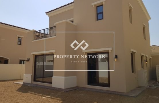 BRAND NEW-4 BED VILLA FOR RENT @ LILA-ARABIAN RANCHES