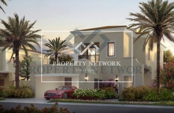 50% DLD Discount &#8211&#x3B; 2 BR Townhouse+Maid Room in Amaranta
